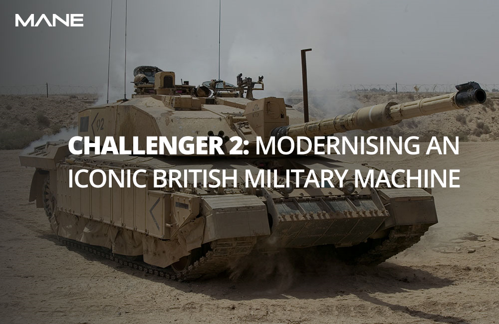 Challenger 2: Modernising an Iconic British Military Vehicle