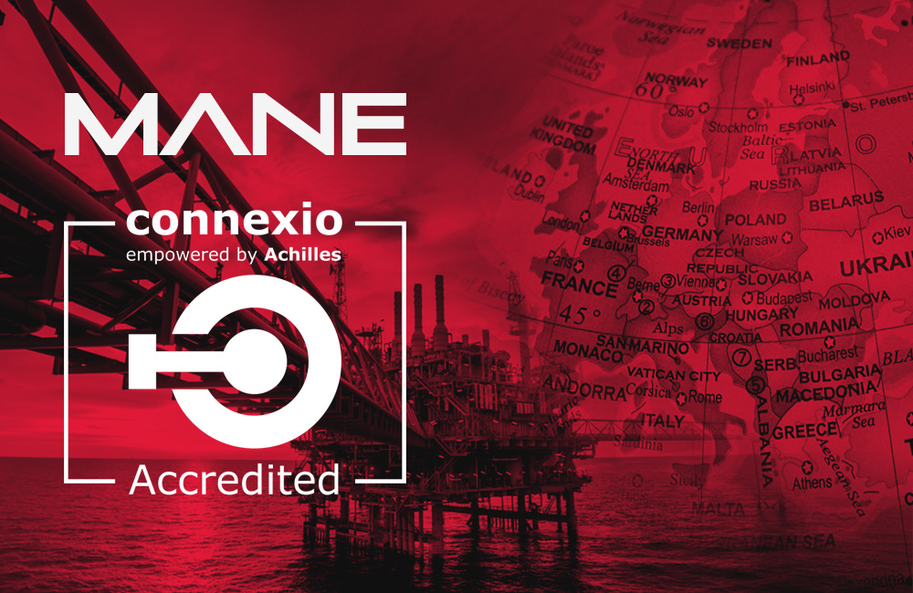Mane has registered as a qualified supplier in Connexio