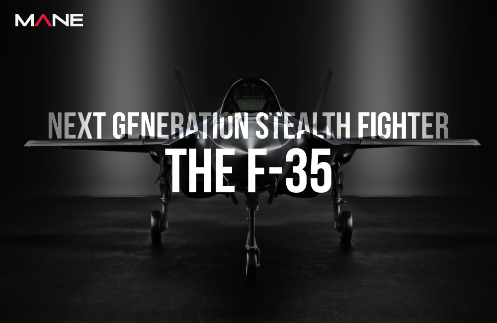 The F-35: Next Generation Stealth