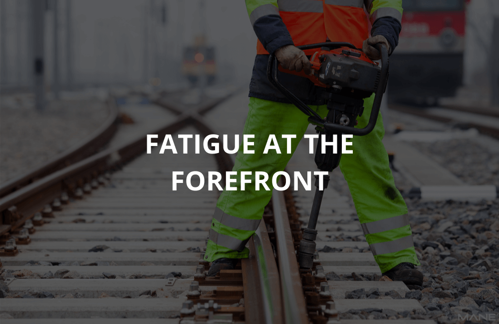 Fatigue at the forefront