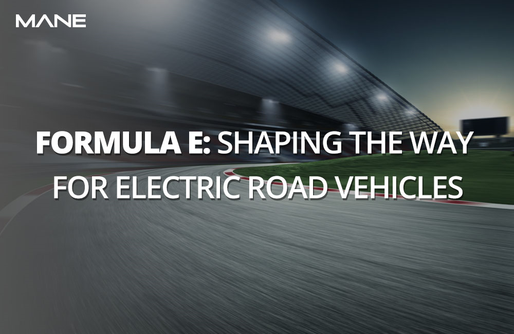 Formula E: Shaping the Way for Electric Road Vehicles