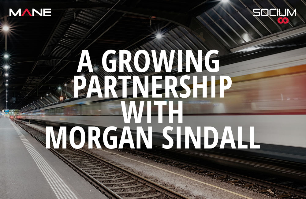 Mane and Morgan Sindall announce extension of growing partnership
