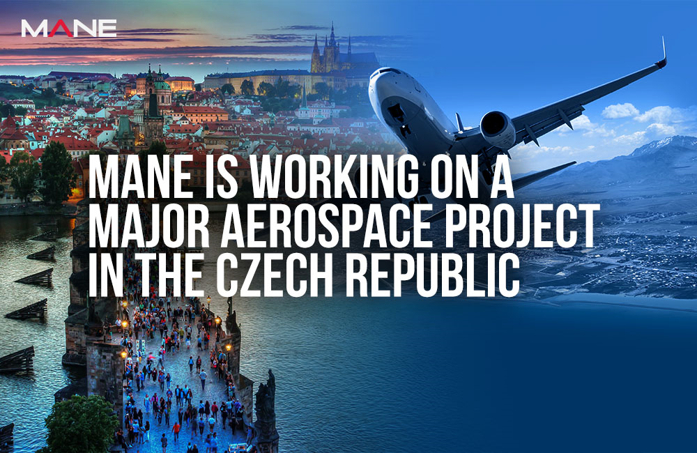 Mane is Working on a Major Aerospace Project in the Czech Republic