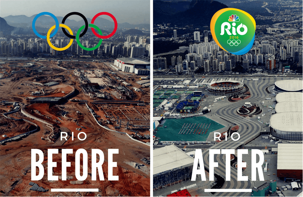 What sort of legacy will the Rio Olympics leave?