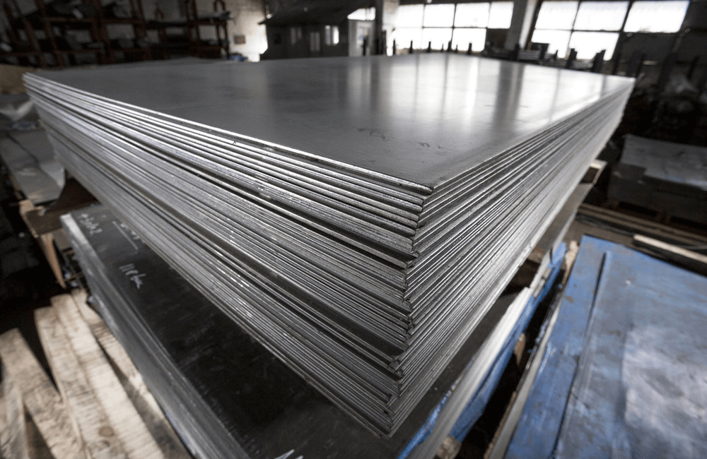 Cheap Chinese steel flooding the world