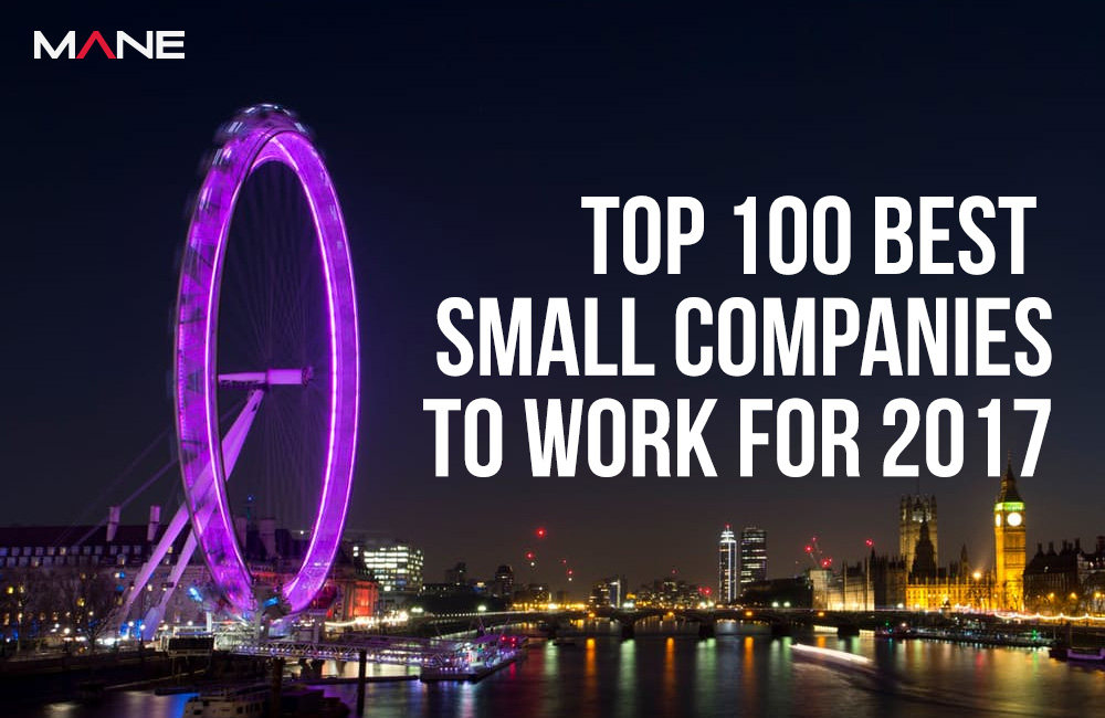 mane has made the top 100 best small companies list for 2017