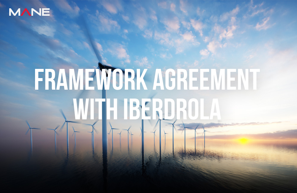 Framework agreement with Iberdrola
