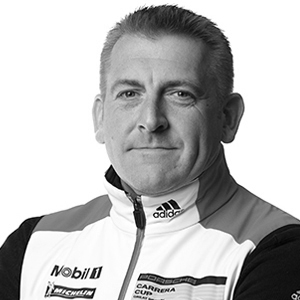 Stuart Woollen, Technical Team Manager - Motorsport
